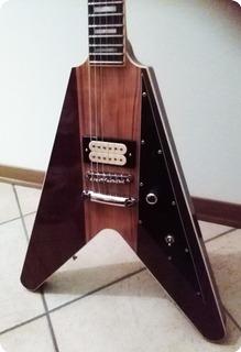 Jailbreak Guitars Molestor (grime Signature) Natural
