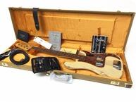 Fender 62 Reissue Precision Bass Custom Shop Heavy Relic 2015 Vintage Blonde 2015 Vintage Blonde