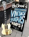 Gibson SG Custom 1964 Polaris White