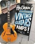 Gibson L4 Dearmond 1962 Blond