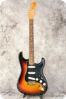 Fender Stratocaster Stevie Ray Vaughan 2007 Sunburst