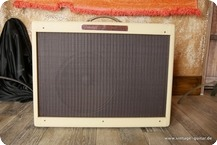 Fender Blues Deluxe White Tolex