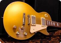 Gibson-Custom Shop Joe Bonamassa Les Paul Standard-2007-Goldtop