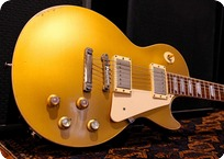 Gibson Custom Shop Joe Bonamassa Les Paul Standard 2007 Goldtop