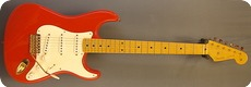 Fender 1956 Custom Shop Stratocaster NOS 2012 Fiesta Red