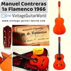 Manuel Contreras I 1a Flamenco 1966