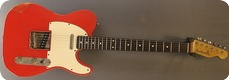 Real Guitars Standard Build T Roadwarrior 2019 Dakota Red