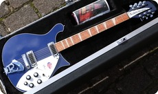 Rickenbacker 62012 2018 Midnight Blue