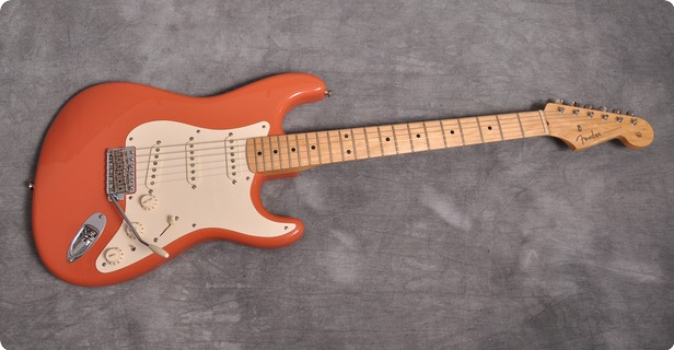 Fender Stratocaster Custom Shop California Beach Edition 2004 Sunset Coral