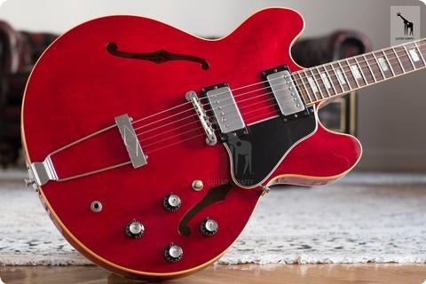 Gibson Es 335 Tdc 1967 Cheery