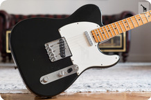 Fender Telecaster 1967 Factory Black