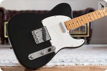 Fender Telecaster 1967 Factory Black