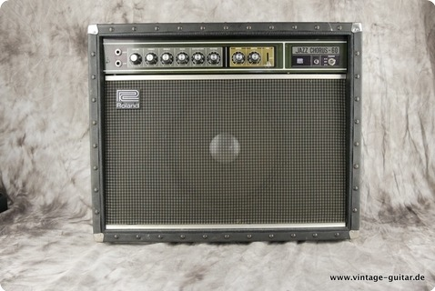 Roland Jazz Chorus 60 Jc 60 Black Tolex