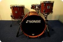 Sonor Designer 1990 Bubinga