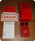 Mxr Dyna Comp 1977 Red