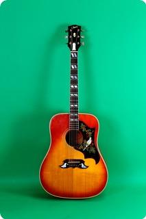 Gibson Dove 1964 Cherry Sunburst