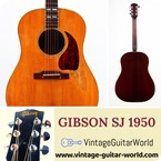 Gibson-Southern Jumbo (SJ)-1950