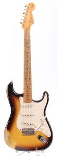Fender Custom Shop 57 Stratocaster Relic 2010 Sunburst