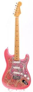 Fender Stratocaster '57 Reissue 2002 Pink Paisley