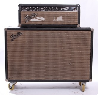 Fender Bassman Export Version 1964 Blackface