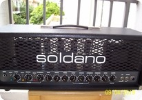 Soldano DECATONE 10T 100W 1997 BLACK