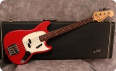 Fender Mustang 1967 Dakota Red