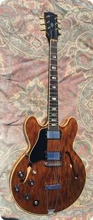 Gibson Es 335  Es335 Lefty 1972 Walnut