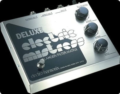 Electro Harmonix Deluxe Eletric Mistress/filter Matrix 2000 Metal Big Box
