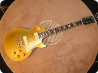 Gibson-Les Paul Standard-1969-Gold Top