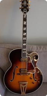 Gibson Super 400 Ces 2002 Burst