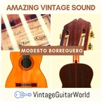 Modesto Borreguero 1a Handmade 1930