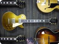 Relic Guitar The Hague Lp57 Goldtop 2018 Goldtop