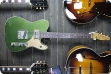 Rs Guitarworks Slab Bakersfield Custom 2018 Gretsch Green