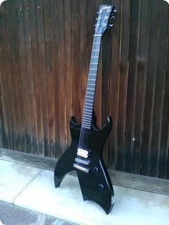 Jailbreak Guitars Harlot Black