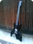 Jailbreak Guitars Harlot Black