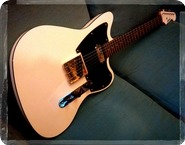 Jailbreak Guitars TeleMaster White