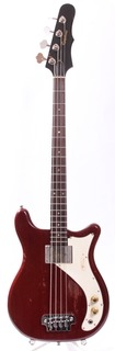 Epiphone Newport Eb S 1965 Cherry Red