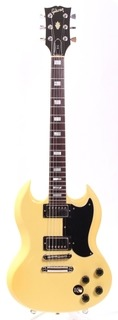 Gibson Sg Standard 1982 Ivory White