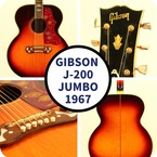 Gibson J 200 1967