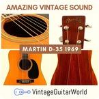 C. F. Martin Co D 35 1969