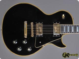 Gibson Les Paul Custom 1972 Black