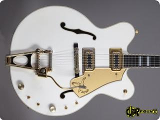 Gretsch 7595 White Falcon Stereo 1980 White