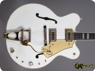 Gretsch-7595 White Falcon Stereo-1980-White