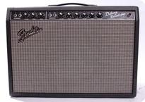 Fender-Deluxe Reverb Amp-1994-Blackface