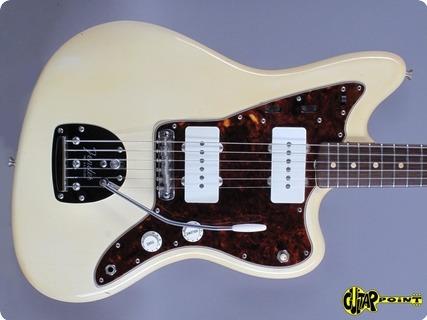Fender Jazzmaster 1964 Olympic White
