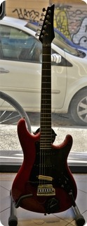 Ibanez Roadstar 1984 Red