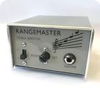 British Pedal Company NOS Rangemaster 2019 Silver Hammer