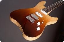 M.O.V. Guitars Viola SP22 T HSS ChocoDive