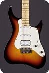 M.O.V. Guitars Viola SP22 P HSS 3 Tone Sunburst