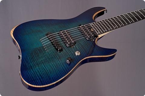 M.o.v. Guitars Viola Sp247 Fx Hh Borneobay